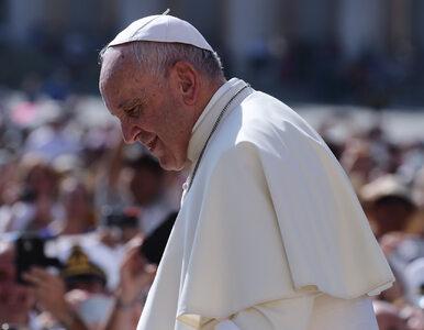Papież Franciszek przeprosił muzułmanów za agresję jakiej doświadczali...