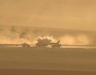 Rosjanie stracili w Syrii kolejny śmigłowiec. Sprzeczne informacje co do...