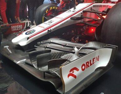 Alfa Romeo zaprezentuje swój najnowszy bolid w Warszawie. Oczy kibiców...
