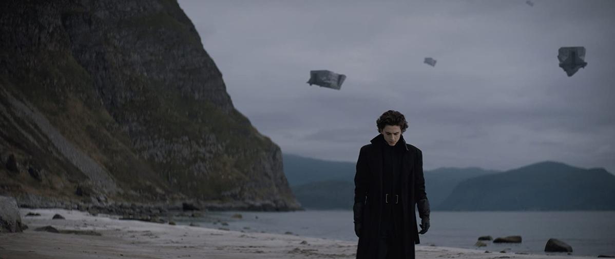 "Kadr z filmu ""Diuna"" (2020)"