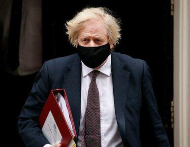 Boris Johnson nie pojawi się na pogrzebie księcia Filipa. Podano powód