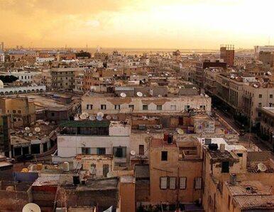 """""""40 cywilów zginęło w nalotach koalicji na Trypolis"""""""