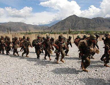 Afgańczycy przejmują odpowiedzialność od ISAF-u