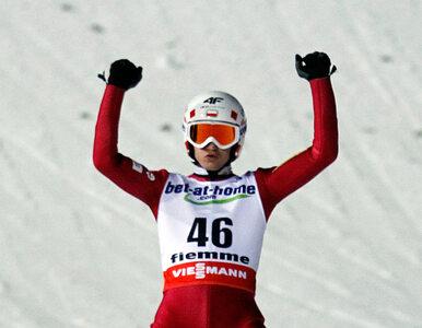 """Stoch wrócił do skakania: 11 w kwalifikacjach w Oberstdorfie. """"Ptasi..."""