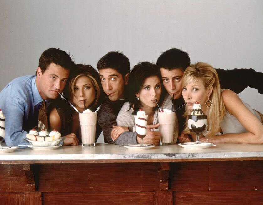 Przyjaciele Serial TV (Friends)