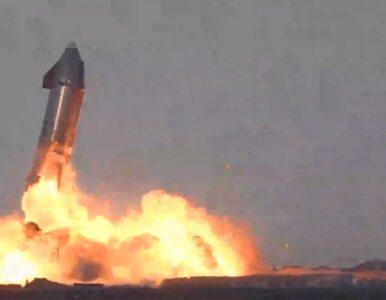 Starship SN10 wylądował... a potem widowiskowo wybuchł! Przełomowy test...