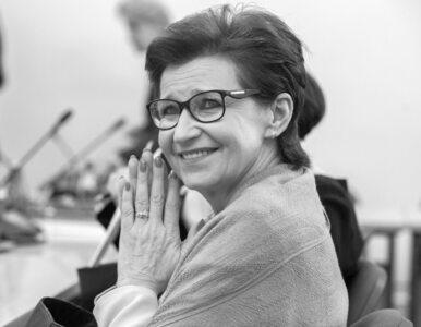 Nie żyje Anna Wasilewska. Posłanka Platformy Obywatelskiej miała 63 lata