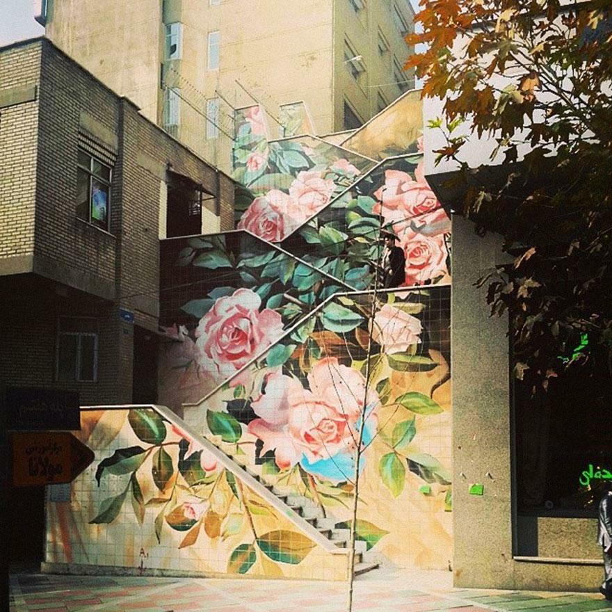 Tehran, Iran (fot. farsizaban.tumblr.com)