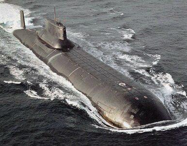 Rosyjski okręt podwodny z głowicami nuklearnymi u wybrzeży Francji