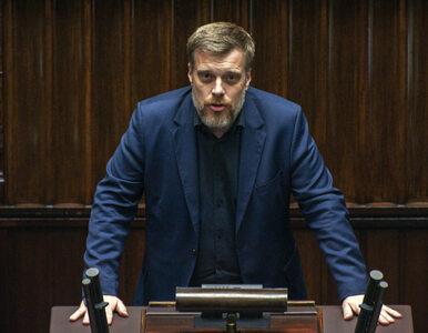 """Zandberg zaskoczony reakcją wiceministra: """"Nie do twarzy mu z bronieniem..."""