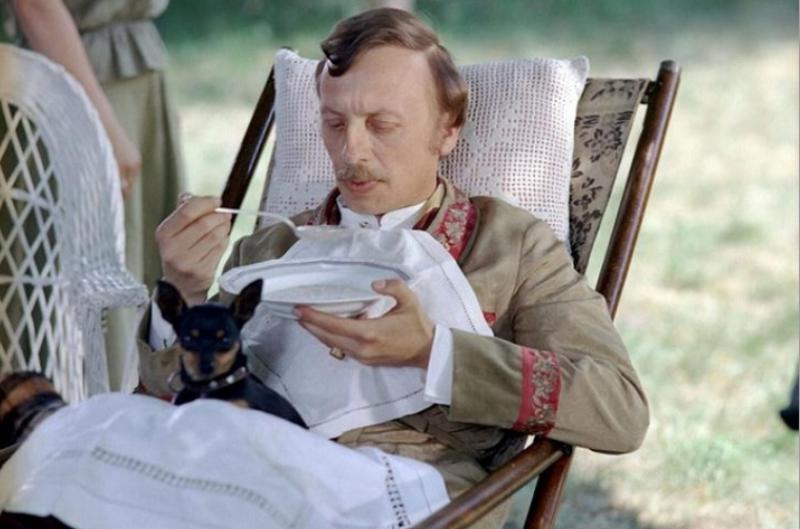 Dlaczego Kunicki przetrzymywał Żorża (Wojciech Pokora) w zamknięciu?