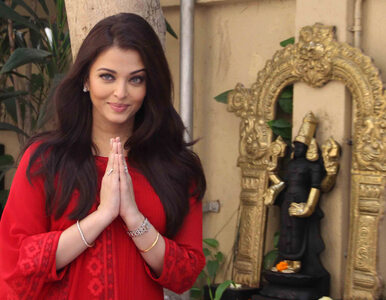 Aishwarya Rai trafiła do szpitala. Gwiazda Bollywood jest zakażona...