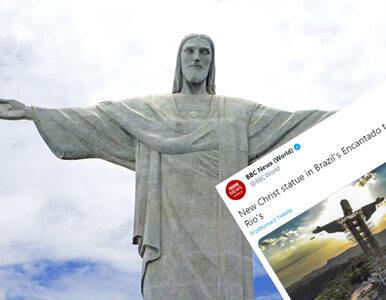 Brazylia buduje nowy pomnik Chrystusa. Nie dorówna posągowi w Świebodzinie