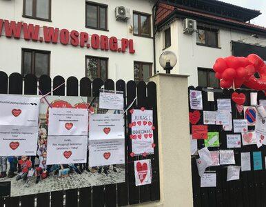 Decyzja Owsiaka wywołała burzę w sieci. Wyrazy poparcia przed siedzibą...