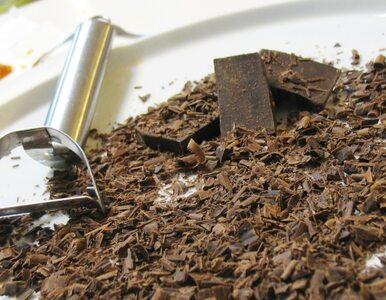 Jedz czekoladę i… chudnij