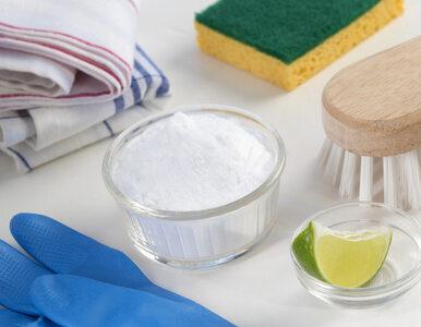 Łączysz sodę z octem podczas sprzątania? To błąd! Oto dlaczego