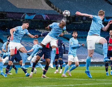 Dwa gole i czerwona kartka. Manchester City z historycznym awansem do...