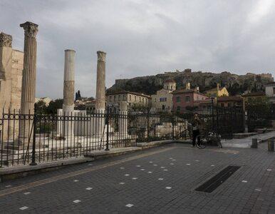 Greckie władze zaostrzają restrykcje związane z pandemią koronawirusa