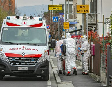 Niemal tysiąc kolejnych ofiar koronawirusa. To najtragiczniejsza doba we...