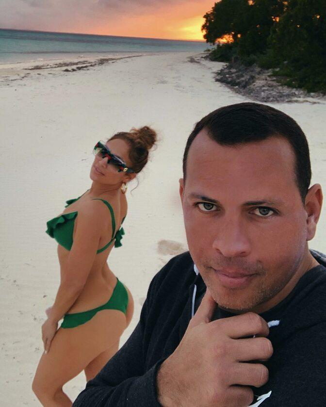 Jennifer Lopez i Anthony Rodriguez