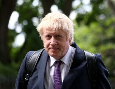 Boris Johnson nie zostanie premierem Wielkiej Brytanii? Musi się...