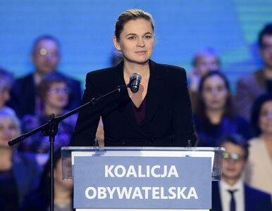 """Wojna Nowackiej z Biedroniem. """"Albo jest się za demokracją i prawami..."""