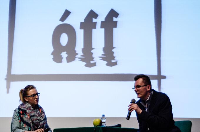 Monika Chojnacka iMaciej Pajączkowski, fot. Grzegorz Wasilewski