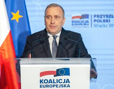 Nietypowe przygotowania Schetyny przed konwencją Koalicji Europejskiej