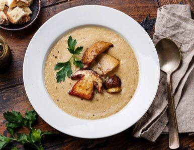 Zupa grzybowa – syci i ma mało kalorii