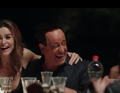 """Jest zwiastun filmu o Silvio Berlusconim. Przypomina wam """"Wilka z Wall..."""