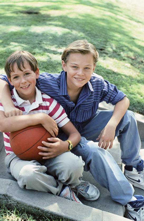 "Leonardo DiCaprio w serialu ""Spokojnie, tatuśku!"" (1990-1991)"