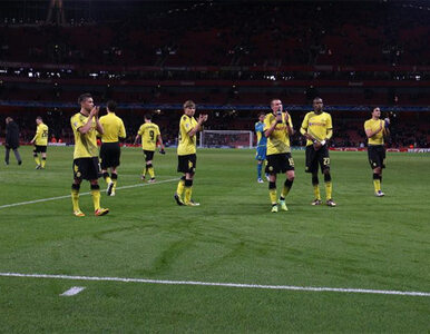 Lewandowski pudłował, Borussia zmarnowała szansę