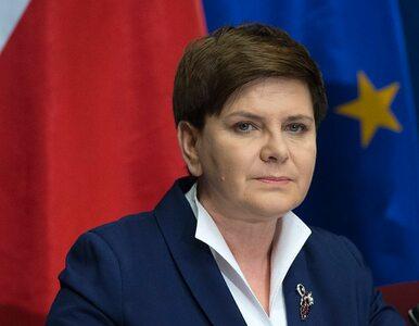 Premier Beata Szydło jedzie do Turcji. Weźmie udział w Światowym...