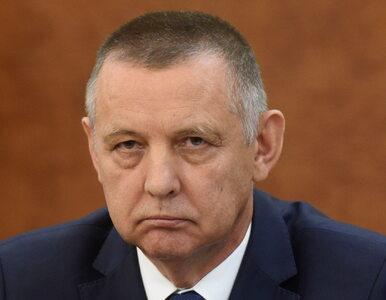 """Marian Banaś odsuwa swojego zastępcę. """"Aby zagwarantować niezależność..."""
