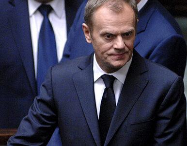 Tusk: nie chcemy wojny z Rosją