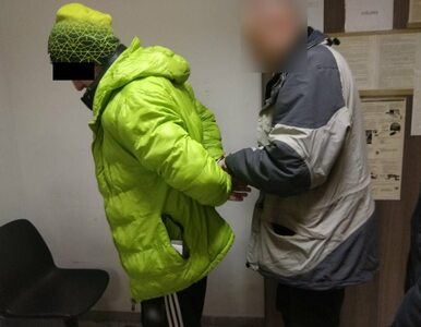 Próbował zgwałcić 34-latkę. Policja zatrzymała mieszkańca Warszawy