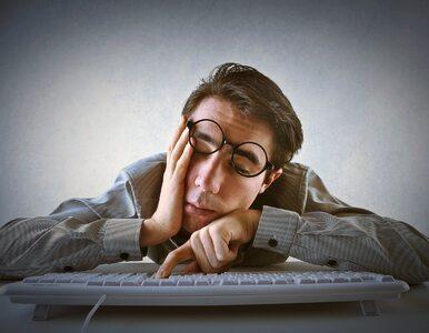 Jak nam szkodzi brak snu? Skutki niewyspania odczuwa się nawet przez...