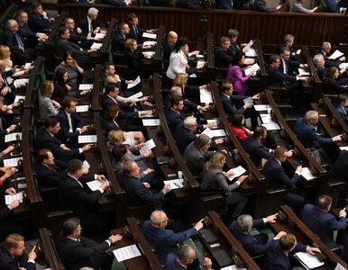 Wyjątkowa zgodność w Sejmie. Przyjęta została ważna ustawa