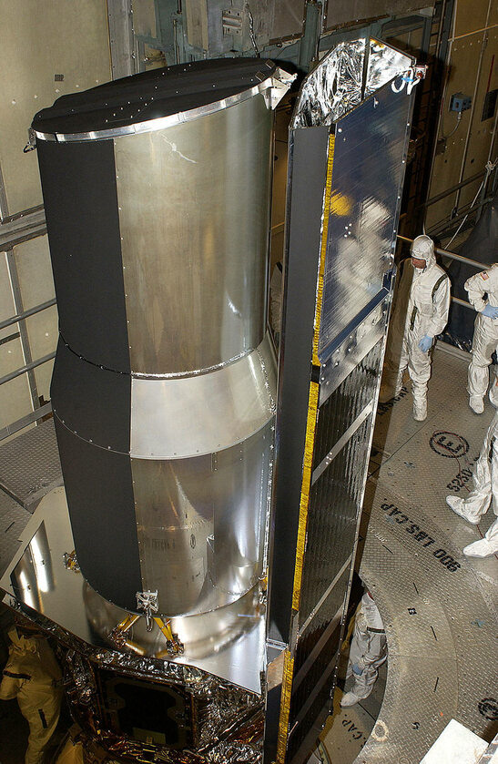 Kosmiczny Teleskop Spitzera