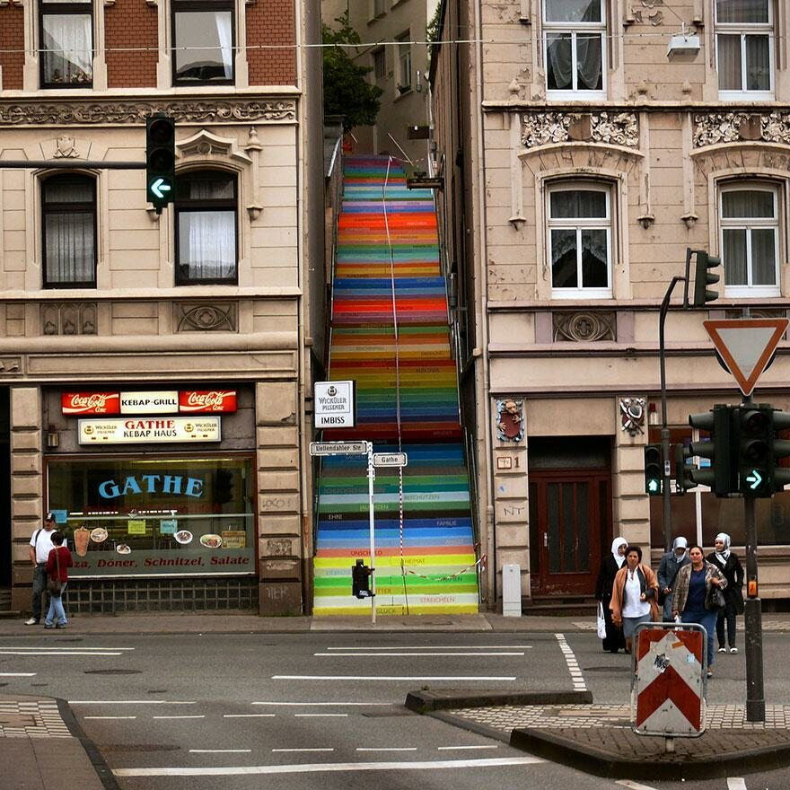 Wuppertal, Niemcy (fot. flickr - frizztext)