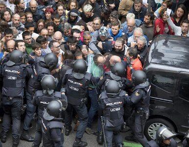 Liderzy katalońskich organizacji niepodległościowych aresztowani