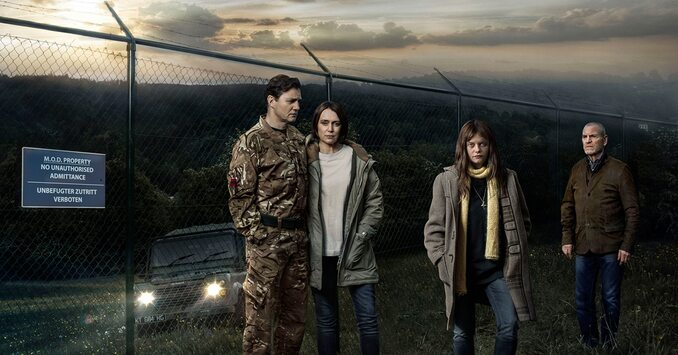 "kadr zserialu ""The Missing"" (2015)"