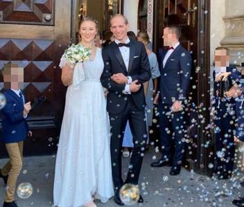 Julia Królikowska wzięła ślub!
