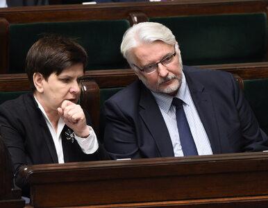 Polacy niezadowoleni z polityki zagranicznej rządu. Najnowszy sondaż