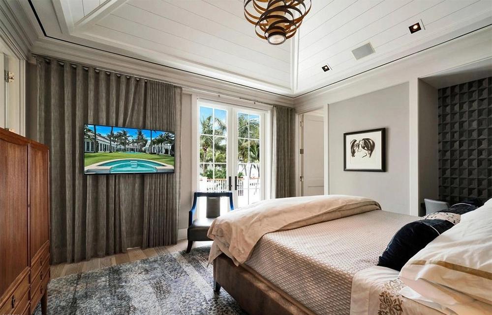 Nowy dom Sylvestra Stallone'a w Palm Beach w stanie Floryda