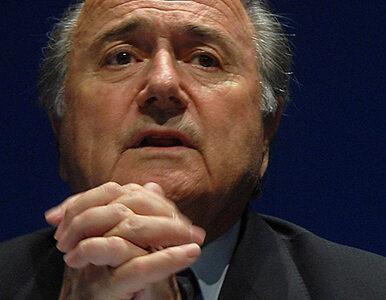 Blatter chce rządzić dłużej