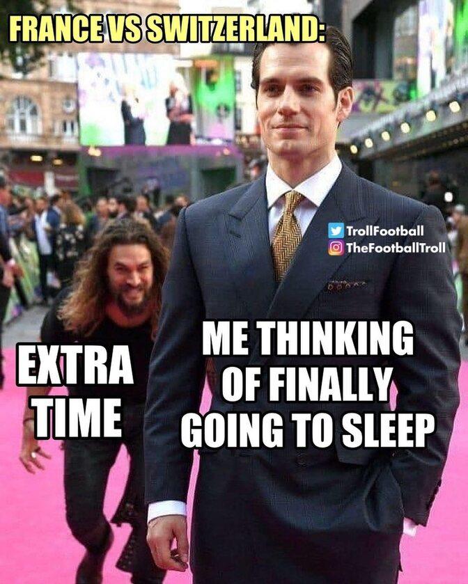 Też myśleliście, że pójdziecie wcześniej spać?