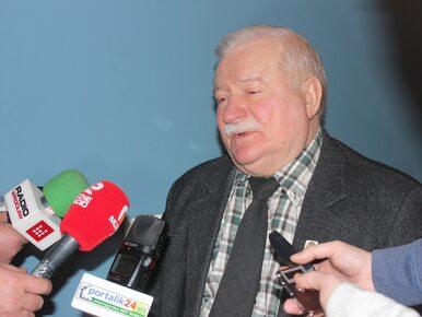 Wałęsa: Były dwie dokumentacje dotyczące mojej osoby