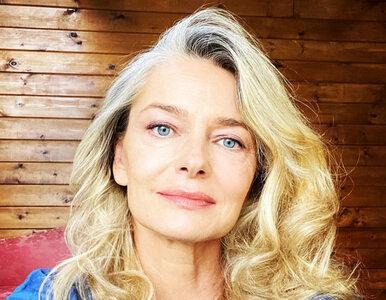 """55-letnia Paulina Porizkova opublikowała swoje nagie zdjęcie. """"Ubierz..."""