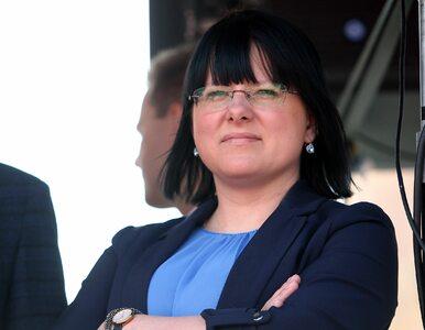 Kaja Godek pojawiła się w sądzie. Uwagę zwróciła jej koronkowa maseczka